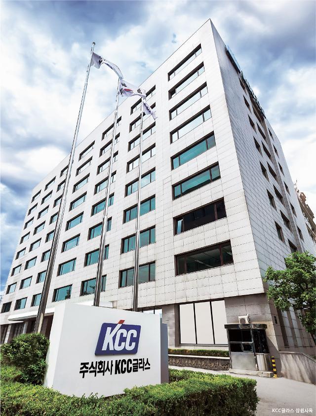 [브랜드 이야기] KCC글라스 숲, 차별화된 가치 인정···10년 연속 품질만족 1위
