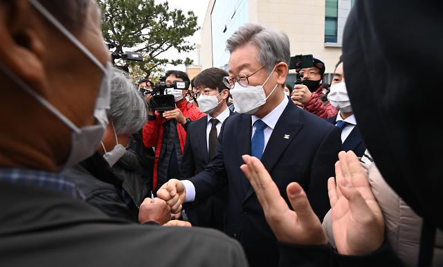 """이재명 """"경기도는 이제 변방 아냐...대한민국의 중심"""""""