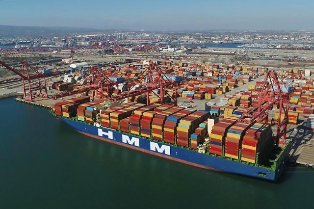 늘어나는 대미 수출...HMM, 선박 2척 추가 투입