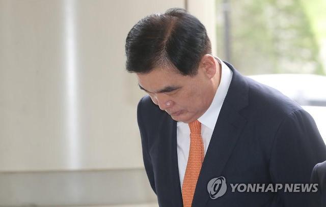 직권남용 박동열 전 서울지방국세청 국장, 집행유예 확정