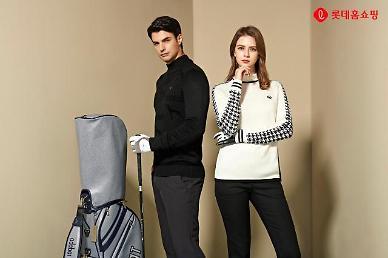 가을은 골프의 계절…홈쇼핑업계, 골프 콘텐츠 대폭 강화