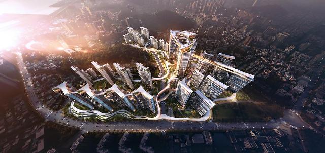 포스코건설, 부산 남구 대연8구역 재개발사업 수주