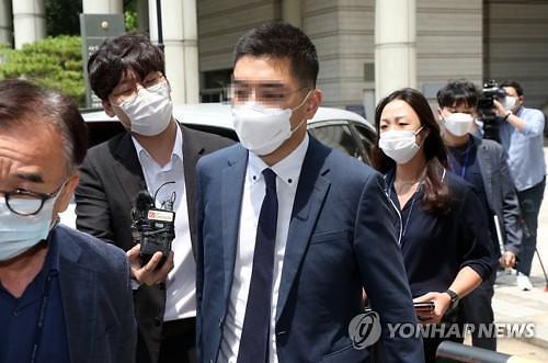 """""""한동훈 먼저""""…제보자X 검언유착 재판 불출석"""