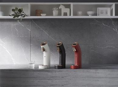 웰스, '디지털 냉각 시스템' 적용한 최소형 정수기 출시
