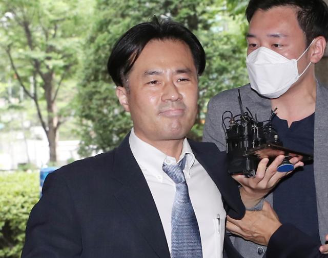 손석희 공갈미수 김웅 2심도 징역 6개월...구속 유지