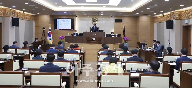 평택시의회, 제218회 임시회 폐회