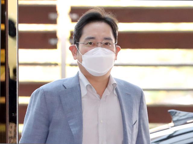 [포토] 베트남으로 출국하는 이재용 부회장