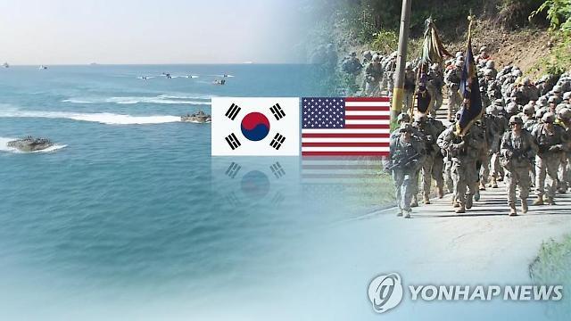 """다시 높아진 北매체 한·미 비난…""""SCM·MCM, 동족 겨냥 전쟁 불장난"""""""