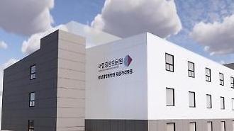 Phòng áp lực âm mô-đun được xây dựng cho bệnh viện nhà nước của Hàn Quốc