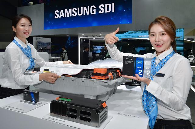 삼성SDI, 인터배터리2020서 전고체 배터리 개발 로드맵 공개