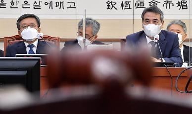 """[2020 국감] 野, 조국 동생 배임 무죄 판결 꼬투리...법원 """"재판 개입 우려"""""""