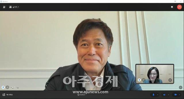"""박정호 SK텔레콤 사장 """"AI, 문명 발전 속도 가속화할 것"""""""