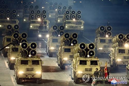 """[2020 국감] 남세규 ADD 소장 """"북한 고체 탄도미사일 기술, 남한 10년 이상 따라잡아"""""""