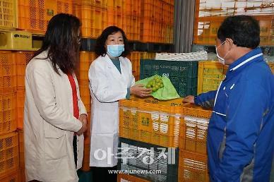 경북통상, 코로나 등 악재에도 면역 농특산품 수출 급증