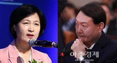 [전문] 추미애 윤석열, 수사지휘권 수용 당연한 조치