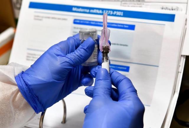 모더나 백신 출시 초읽기...12월 혹은 내년 2월, 가격 50달러