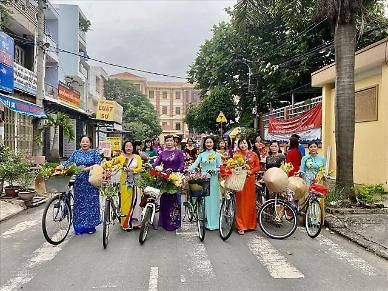 베트남의 가장 아름다운 순간...10월 20일, 베트남 여성의 날