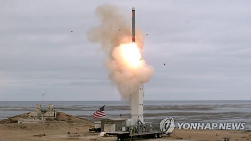"""""""북한 ICBM·SLBM 도발 시, 미국 신형 IRBM 한국 배치"""" 전망"""