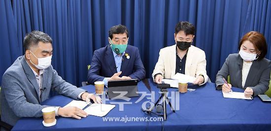 """윤화섭 시장 """"시민안전 위한 실질적 대책 마련에 최선 다하겠다"""""""