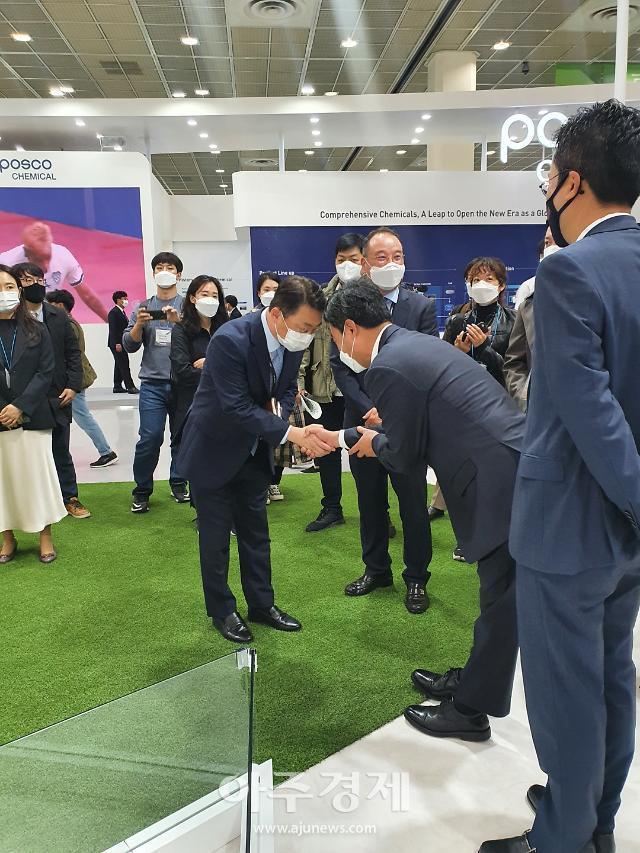 코로나19에도 '인터배터리 2020' 문전성시…'K-배터리' 열기