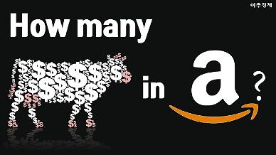 초 거대기업 아마존의 6가지 믿을 구석 [아주경제 차트라이더]