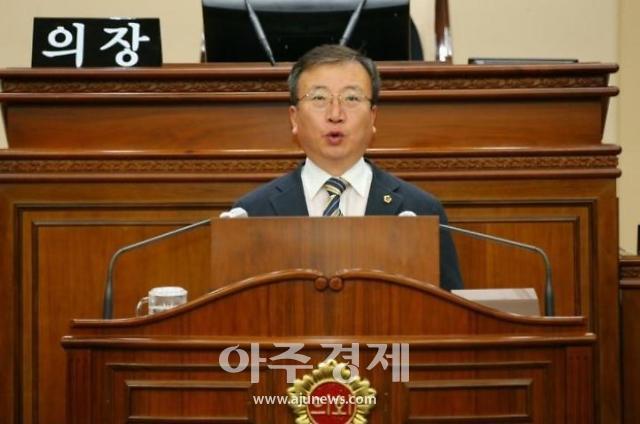 강원도의회 김혁동의원, 폐광지역 개발지원에 앞장서