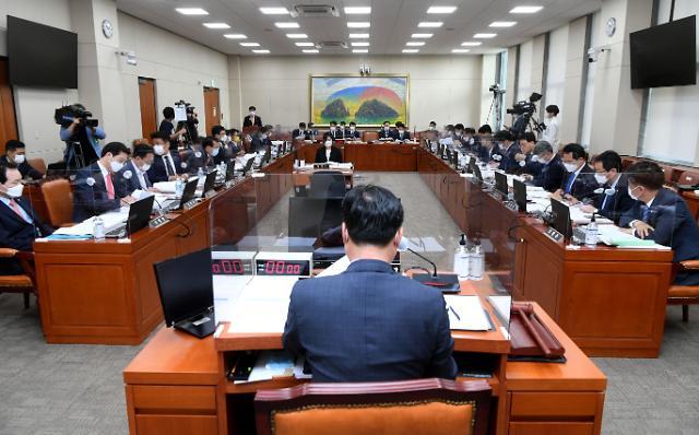 """[2020 국감] 민주당 정무위 의원 6인 """"공정거래 3법 반드시 통과"""""""