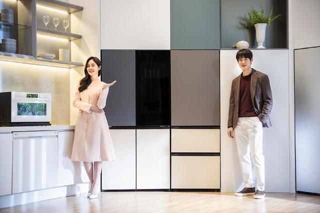 LG전자, 'LG 오브제 컬렉션' 론칭…색·재질 직접 고른다