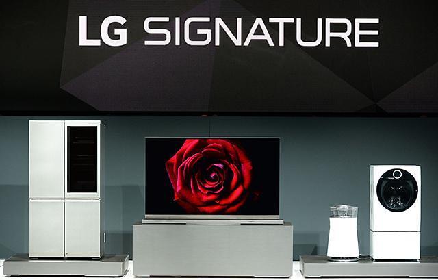 [브랜드이야기-LG 시그니처] '제품 아닌 작품'…초프리미엄 시장 겨냥