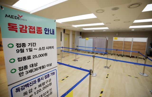 [슬라이드 뉴스] 서울까지 잇따른 사망···한산해진 독감 백신 대기줄