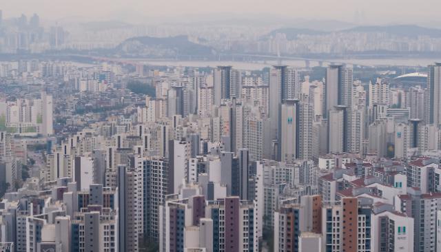 서울 아파트 전세가격 일주일 만에 0.51%↑…9년 만에 최대폭