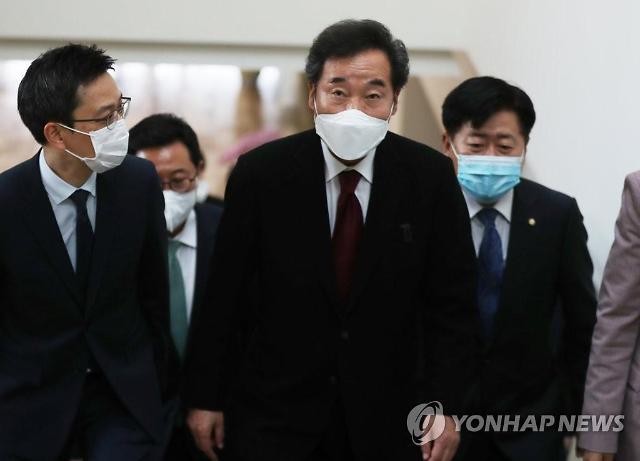 "GC녹십자 방문한 이낙연 ""바이오헬스 산업이 미래 우리를 먹여 살릴 것"""