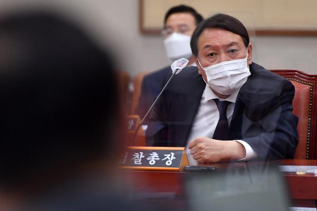 靑, 윤석열 '文 임기 지키라' 발언에 별도 입장 '無'