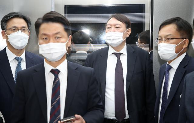 [2020 국감] 15시간만 끝난 대검국감…윤석열 돌출발언·의혹부인