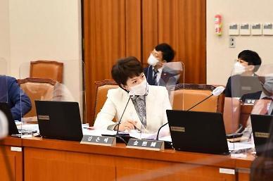 [국감 인물]촌철살인 김은혜, 국민 목소리 전달에 마포 홍남기씨도 저격