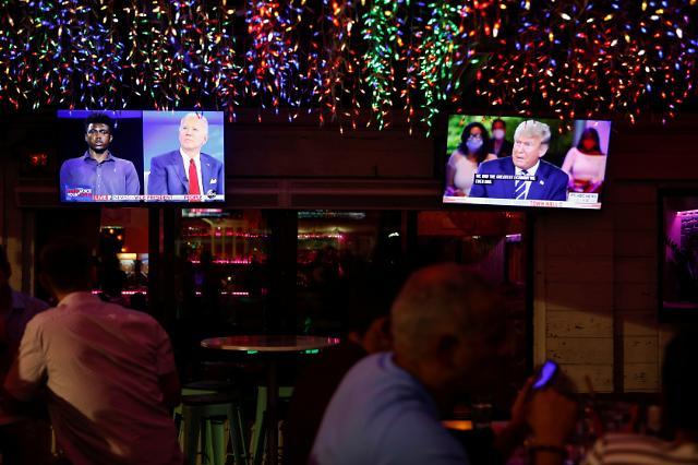 미 대선, 여론조사는 바이든 우세···경합주 접전서 샤이 트럼프가 변수