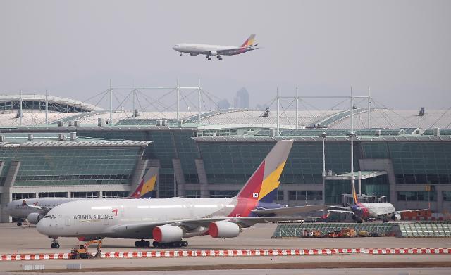 飞中日的航班又增啦!韩航空业集中恢复亚洲航线