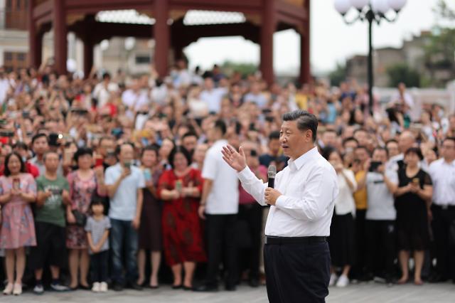 [박승준의 지피지기] 시진핑 쌍순환 제3 경제혁명?