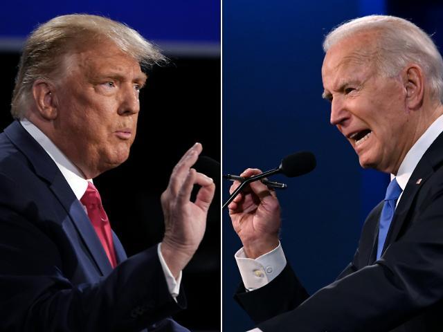 [트럼프 vs 바이든] ①일주일 앞으로 다가온 美 대선…한반도 운명은
