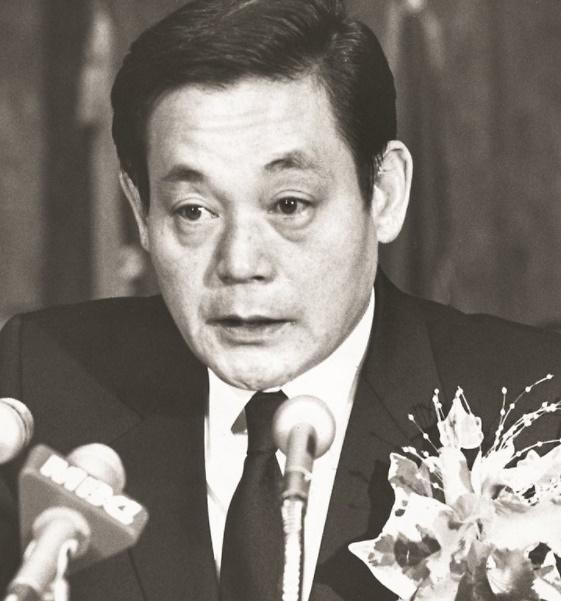 IOC、サムスンの李健煕会長死去に哀悼の声明