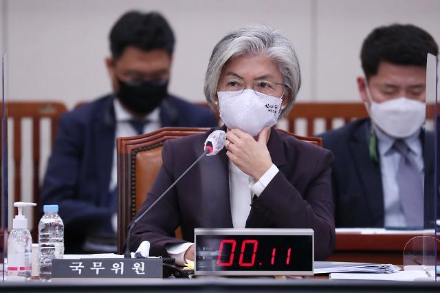 北매체, 文정부 외교·안보 인사 미국행 조롱…강경화·이도훈, 내달 방미 추진