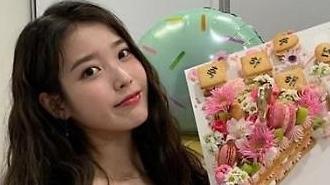 Ca sĩ IU hợp tác với bộ ba giọng ca Sweet Sorrow trong single đặc biệt Little Room