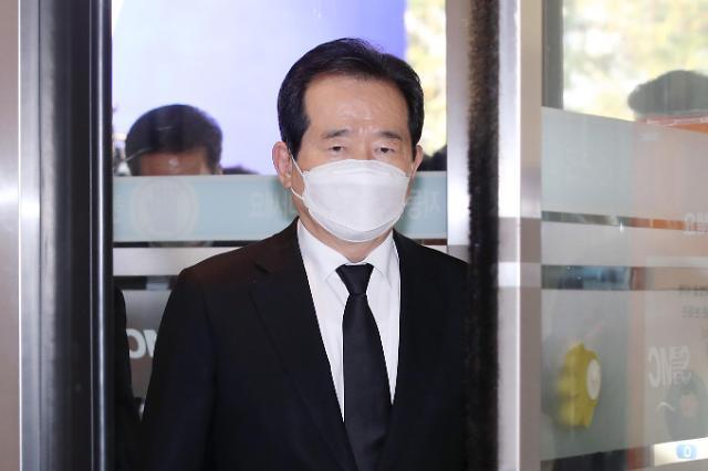 [슬라이드 뉴스] 정 총리부터 해리스 대사까지···정·재계, 이건희 조문 행렬