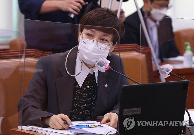 [국감 인물] 체육계 현장 목소리 전한 '우생순 신화' 임오경 의원