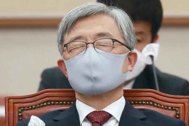 최재형 靑비서관 직권남용 형사고발 논의했었다