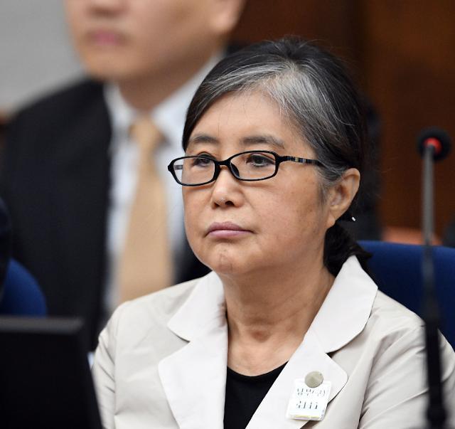 """최순실 """"국정농단 재판서 위증, 정신적 고통""""...법원 기각"""