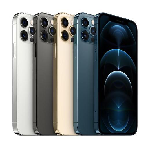 iPhone 12 Pro占预售近8成 128GB在韩最受欢迎