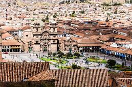 .Cusco works with S, Korean state company for smart city on Peruvian airport site.