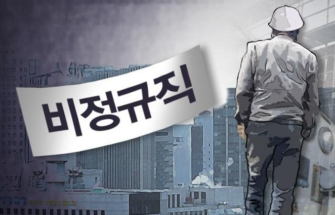 코로나 강타한 비정규직 일자리… 정규직과 임금격차 역대 최대
