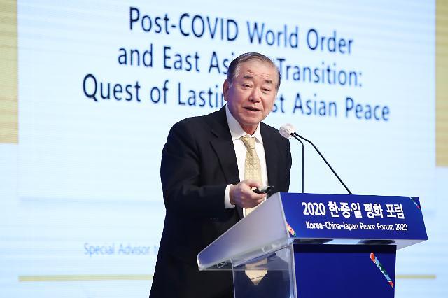 "G2 갈등·신냉전 부활 동아시아에 재앙…""한·중·일 협력으로 극복해야"""